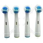 Replacement Toothbrush Heads Compatible With Braun Oral-B Toothbrushes