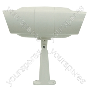 100 V Line Weatherproof Bi-directional Outdoor Speaker 20W