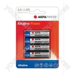 AGFA PHOTO Alkaline Batteries - Type AA