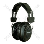 Full Size Economy Padded Headphones with Volume Controls