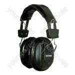 Full Size Economy Padded Headphones with Volume Controls