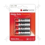 AGFA PHOTO Zinc Chloride Battery - Type AA