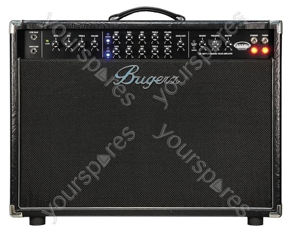 bugera 333xl 212 infinium valve guitar combo bu034 by bugera. Black Bedroom Furniture Sets. Home Design Ideas