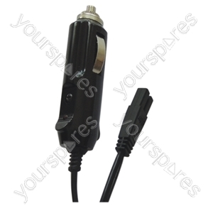Cooler Box Replacement 12V Lead - Length (m) 2