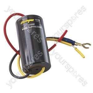 Power Lead Noise Suppressor 10A
