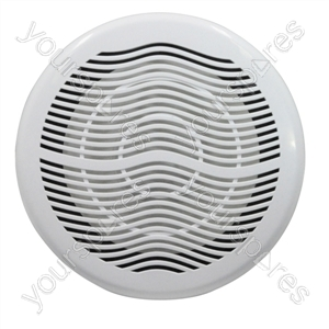 e-audio Ceiling Subwoofer Waterproof Speaker (8 Ohms 220 W)