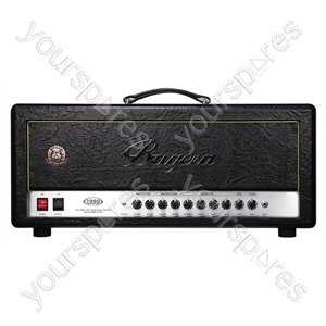 Bugera 1990 Infinium British Bite 120 Watt Valve Amplifier Head with Reverb