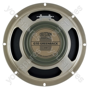 Celestion G10 Greenback Speaker (8 Ohm)