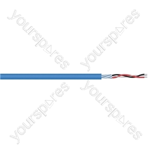 4 Core Twisted Pair DMX Cable