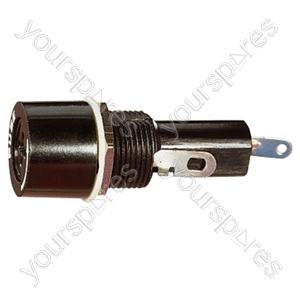 Screwdriver Release Fuse Holder 10A 250V