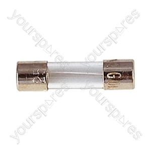 20 mm Glass Quick Blow Fuse - Rating (A) 160mA