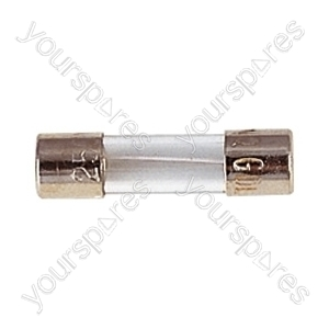 20 mm Glass Quick Blow Fuse - Rating (A) 5A