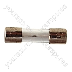20 mm Glass Slow Blow Fuse - Rating (A) 1.5A