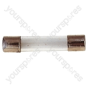 32 mm Glass Quick Blow Fuse - Rating (A) 3A