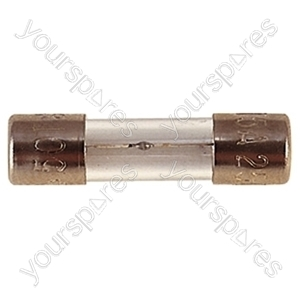 32 mm Glass Slow Blow Fuse  - Rating (A) 500mA
