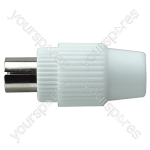 9.5 mm Coaxial Line Plug