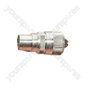 Standard 9.5 mm Coaxial Line Plug