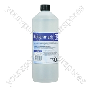Venü BE Benchmark Medium Density Slow Dispersal Club Smoke Fluid - Volume (l) 1