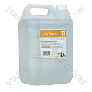 Venü LS Low Smoke Fluid. 5 Litres