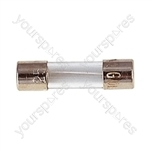 20 mm Glass Quick Blow Fuse - Rating (A) 250mA