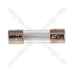 20 mm Glass Quick Blow Fuse - Rating (A) 2A