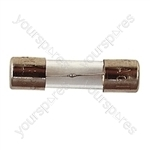 20 mm Glass Slow Blow Fuse - Rating (A) 250mA