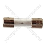 20 mm Glass Slow Blow Fuse - Rating (A) 400mA