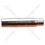 In-Line Attenuator. Coaxial Line Plug to Coaxial Line Socket - Attenuation 6 dB