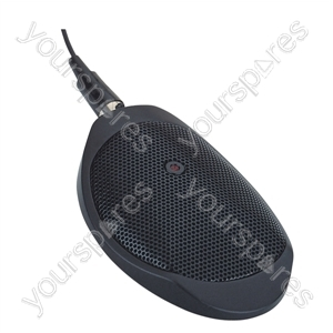Uni-directional Condenser Boundary Microphone