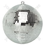 FXLab Silver Mirror Ball - Diameter (mm) 200mm (8inch)