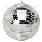 FXLab Silver Mirror Ball - Diameter (mm) 300mm (12inch)