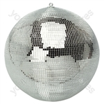 FXLab Silver Mirror Ball - Diameter (mm) 400mm (16inch)
