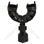 Anti-vibration Microphone Holder 28mm