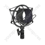 Studio Microphone Holder (60 mm)