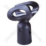 Microphone Holder with Swivel Adjustment 20mm Diameter