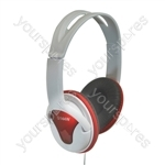 Urban Style Digital Stereo Headphones with Split Headband