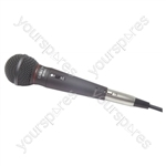 Soundlab UDM960 Dynamic Handheld Microphone 600 Ohm