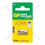 GP Batteries GP476A-C1 High Voltage Super Alkaline Battery (Card Of One)