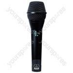 AKG D770 Dynamic Vocal Microphone With Stand Adaptor and Carry Bag