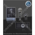 AKG D8000S Dynamic Handheld Microphone 2000 Ohm