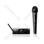 AKG WMS40 MINI Wireless UHF Microphone system