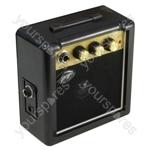 Johnny Brook 3 Watt Guitar Mini Amplifier with Belt Clip