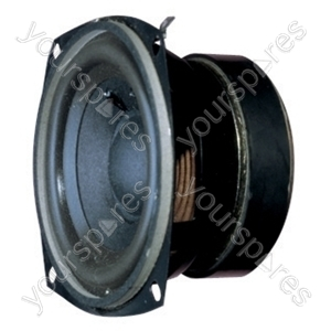 100 mm 10 W Bass Round Speaker (8 Ohm)