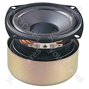 100 mm 30 W Mid Range Shielded Chassis Speaker (8 Ohm)