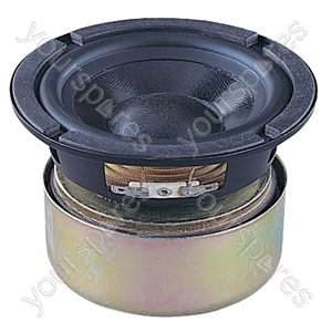 34 mm 40 W Bass Shielded Speaker (8 Ohm)