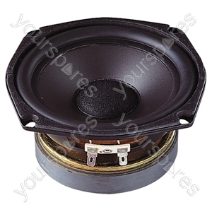 134 mm 30 W Dual Voice Coil Bass/Mid Range Driver (8 Ohm)