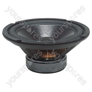 "Soundlab 8"" Chassis Speaker 45W 8 Ohm"