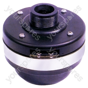 Screw-On Compression Driver - Power RMS  40