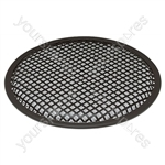"Metal Mesh Speaker Grill  - Diameter (mm) 204 (8"")"