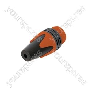 Neutrik Coloured Bushing for XX Series - Colour Orange